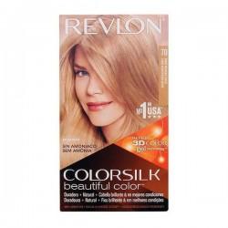 Βαφή Χωρίς Αμμωνία Colorsilk Revlon Ξανθό ανοιχτό σαντρέ