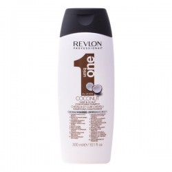 Μαλακτικό Σαμπουάν Uniq One Coconut Revlon (300 ml)