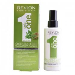 Προστατευτική Θεραπεία Μαλλιών Uniq One Green Tea Revlon (150 ml)