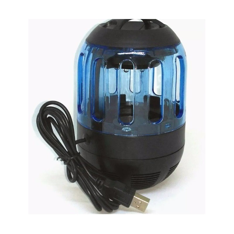 UV LED Εξολοθρευτής Κουνουπιών και Εντόμων Νέας Γενιάς με Αναρρόφηση Ζ&J 518-Α