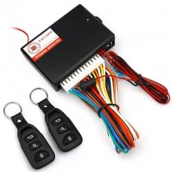 Σύστημα Κεντρικού Κλειδώματος – Ξεκλειδώματος Αυτοκινήτου με 2 Χειριστήρια Car Keyless Entry System