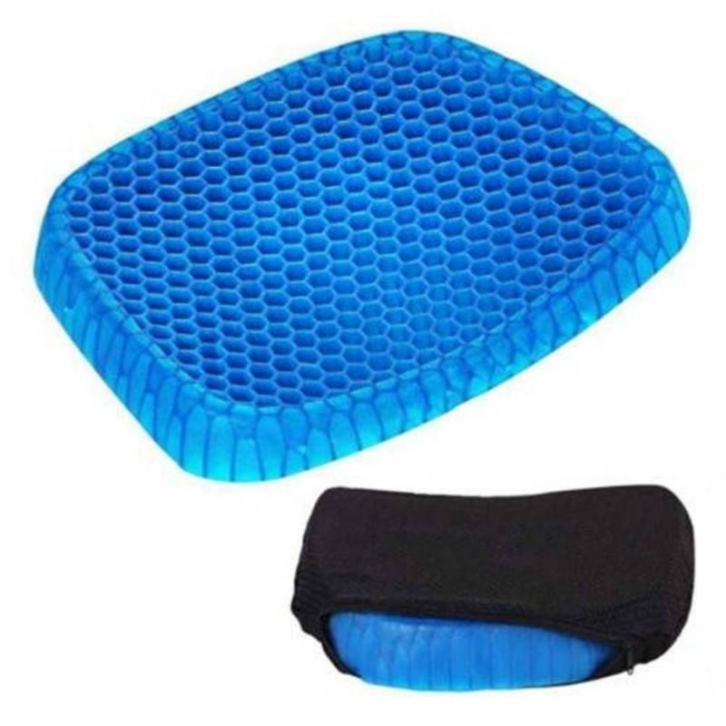 Μαξιλάρι Καθίσματος με Gel για Ανακούφιση Πόνου και Έντασης - Egg Sitter