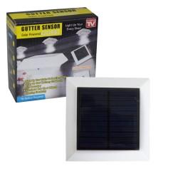 Επαναφορτιζόμενο Ηλιακό Φωτιστικό Δρόμου Gutter Sensor