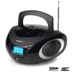 Ραδιόφωνο CD MP3 USB AudioSonic CD1594