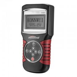 Ψηφιακό Διαγνωστικό Αυτοκινήτων - obdII/eobd Konnwei KW-820