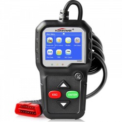 Ψηφιακό Διαγνωστικό Βλαβών Αυτοκινήτου OBD II Konnwei KW680
