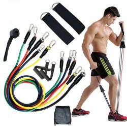 EXERCISE FITNESS RESISTANSE BAND Λάστιχα αντίστασης για γυμναστική