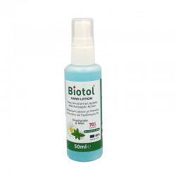 Αντισηπτική Lotion BIOTOL Spray 50ml
