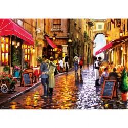 Jigsaw Puzzle 1000 τεμαχίων για ενήλικες - Coffee Street
