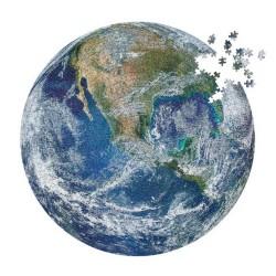 Πλανήτης Γη στρογγυλό παζλ 1000 τεμαχίων για ενήλικες