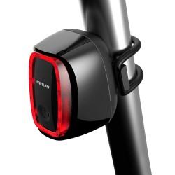 Οπίσθιο Φως Ποδηλάτου - Ανακλαστήρες Ασφαλείας LED - Επαναφορτιζόμενο - MEILAN