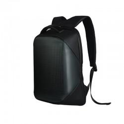 Waterproof Smart Backpack με οθόνη LED