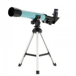 Εκπαιδευτικό Τηλεσκόπιο Με Τρίποδα - Mεγέθυνση 20x30x40x