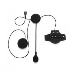 Ενδοεπικοινωνία Bluetooth Κράνους – Μηχανής Q-L028