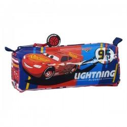 Σχολική Κασετίνα Cars Racing Block Κόκκινη