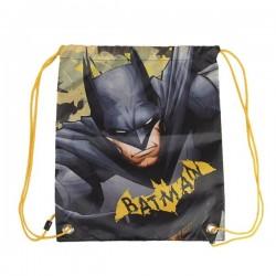 Τσάντα Σακίδιο με Σχοινιά Batman (31 x 38 εκ)