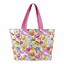 Τσάντα Παραλίας Emoticons Fashion Gadget and Gifts