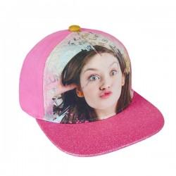 Ροζ Καπέλο Soy Luna (55 εκ)