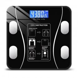 Ψηφιακή Ζυγαριά Μέτρησης Βάρους - Λίπους Bluetooth Bathroom Scale