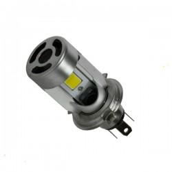 LED Βασικός Φωτισμός Μοτοσυκλέτας GloboStar H4/HS1 Headlight Cool White 12V 1τμχ