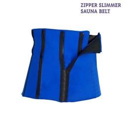 Ζώνη Εφίδρωσης Zipper Slimmer Sauna Belt